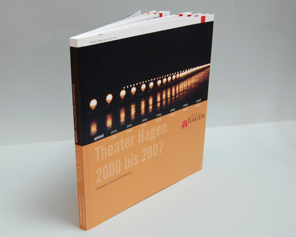 Buch Theater Hagen 2000 bis 2007 Titel