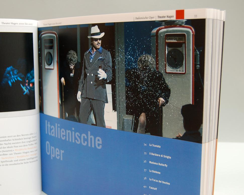 Buch Theater Hagen 2000 bis 2007 Rubrikentitelitel