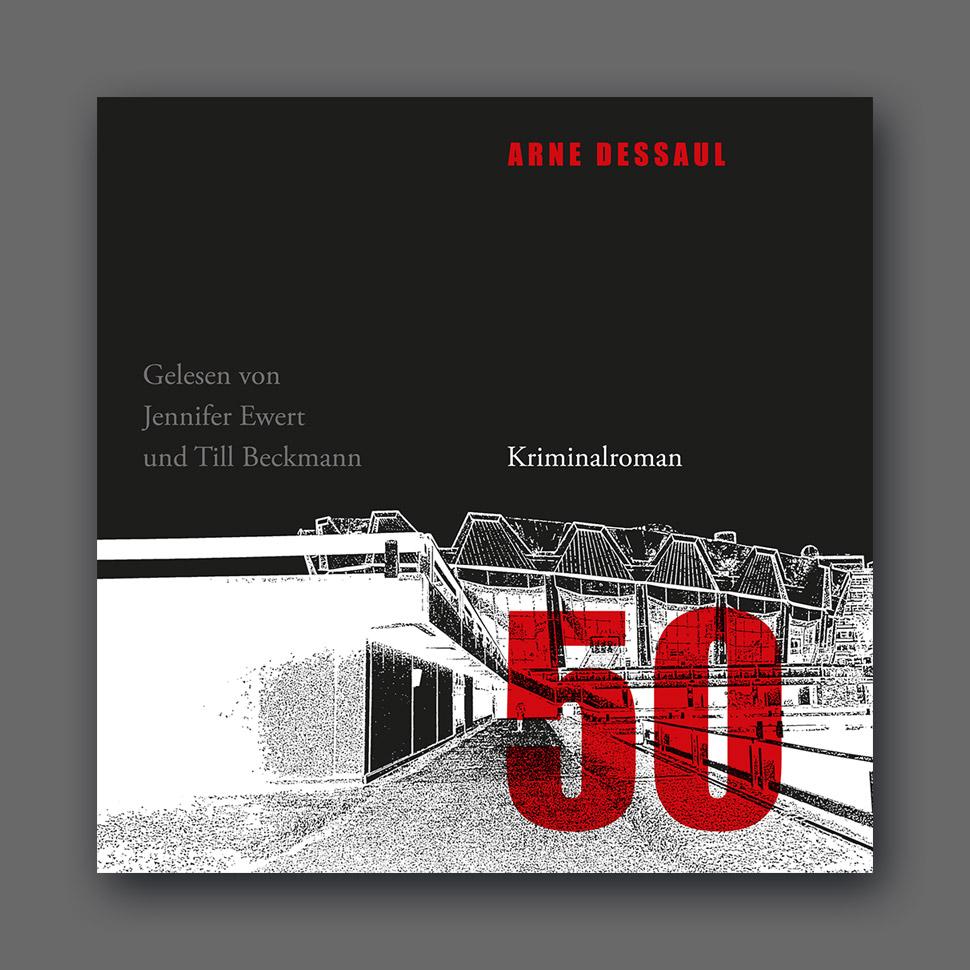 Hörbuchcover des Romans »50«